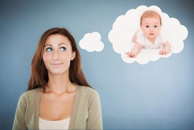 w oczekiwaniu na dziecko